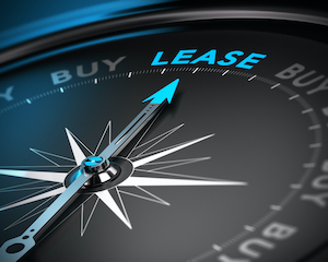 Buying real estate can offer asset appreciation and equity in a property but leasing real estate is a form of off-balance sheet financing