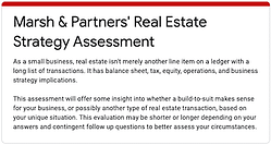A real estate strategy assessment to determine if a build-to-suit is right for your business